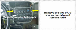 car stereo installation instructions